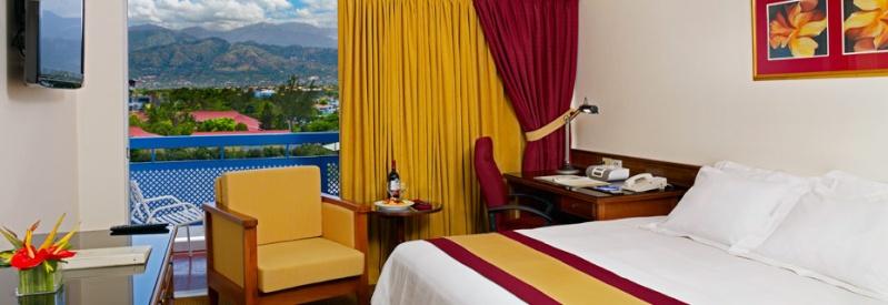 The Jamaica Pegasus Hotel Kingston jamaica. Room2010