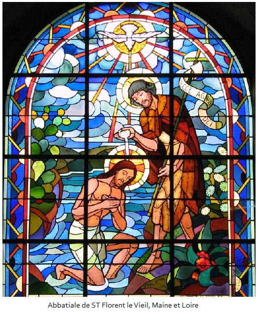 Sainte fête du Baptême du Seigneur! Baptam10