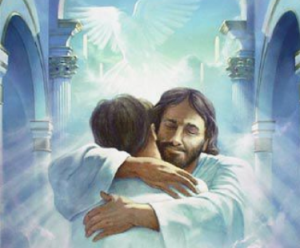 """""""Seigneur, celui que tu aimes est malade.""""  Jasus_10"""