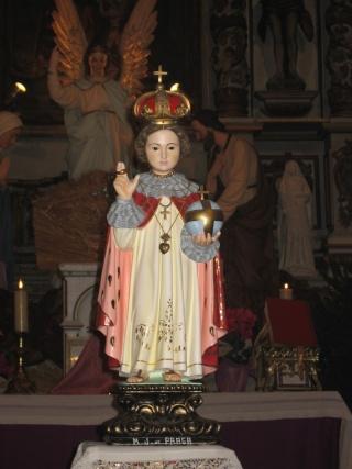 Neuvaine au SAINT ENFANT-JÉSUS de Prague Saint_11