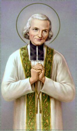 Fête de saint Jean-Baptiste Marie Vianney! Saint_12
