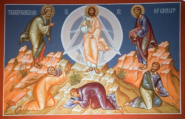 Fête de la Transfiguration du Seigneur! Transf10