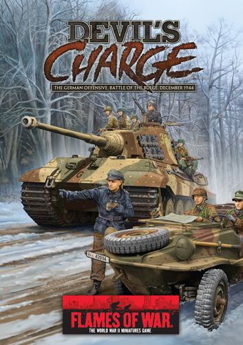 Devil's Charge Fw22210