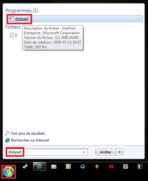 Comment créer une clé usb bootable pour installer windows 7 ou 8 sur une machine sans lecteur DVD 210