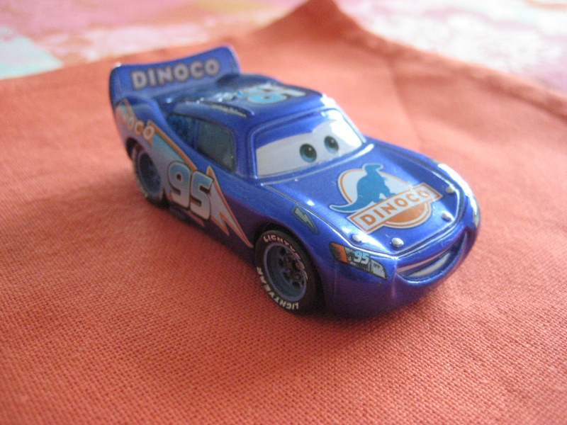 [Recensement] Lightning McQueen Blue Ray Img_3910