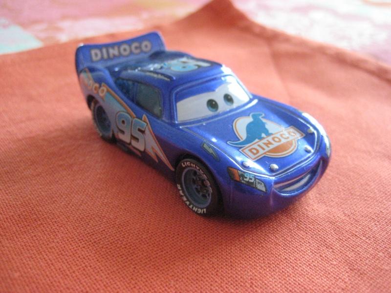 [Recensement] Lightning McQueen Blue Ray Img_3910