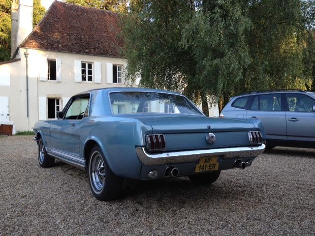 Mustang Hardtop 1966 Must110