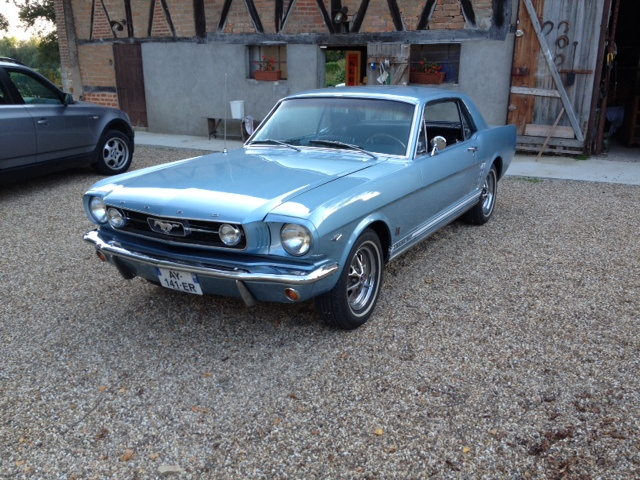 Mustang Hardtop 1966 Must210