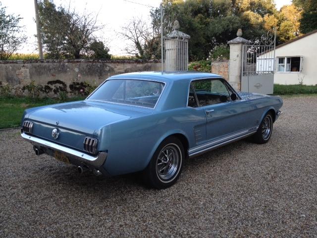 Mustang Hardtop 1966 Must310