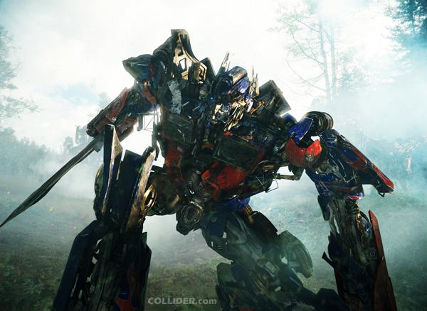 Most Badass Robot Transf11