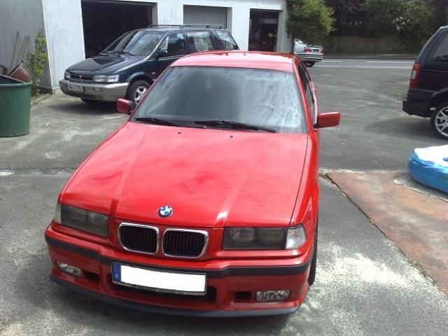 Umbau BMW 318i Bmw610
