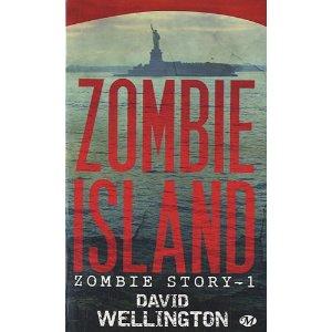 [Wellington, David] Zombie story - Tome 1: Zombie Island Island10