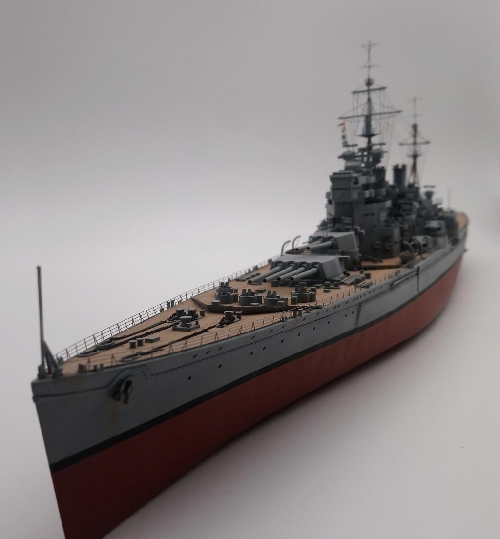 HMS King Georges V - 1/400 - HELLER Dsc_0118