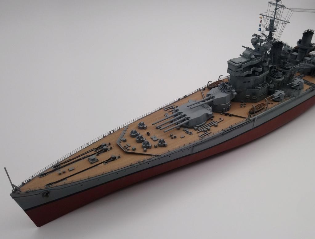 HMS King Georges V - 1/400 - HELLER Dsc_0119
