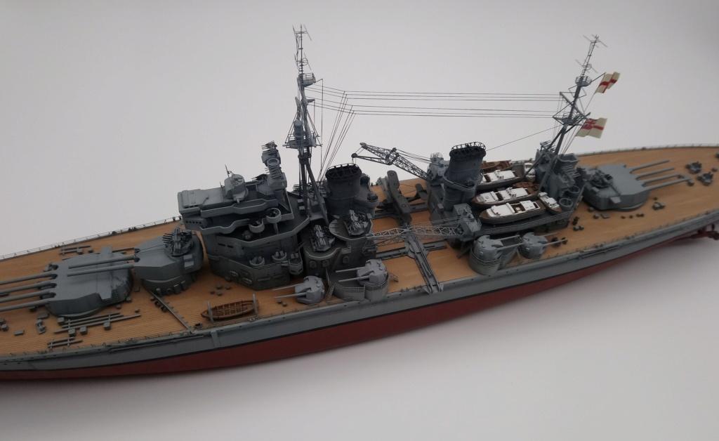HMS King Georges V - 1/400 - HELLER Dsc_0120