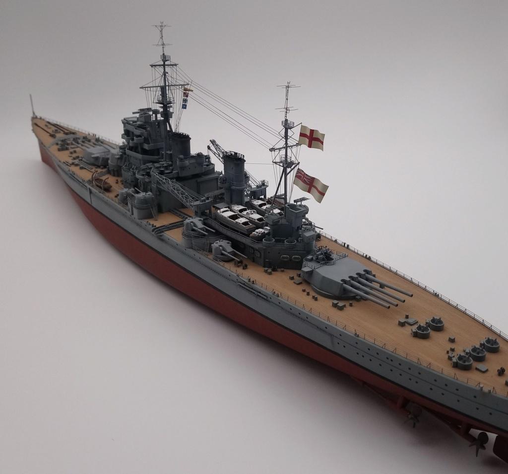 Cuirassé HMS King Georges V Réf 81088 Dsc_0121