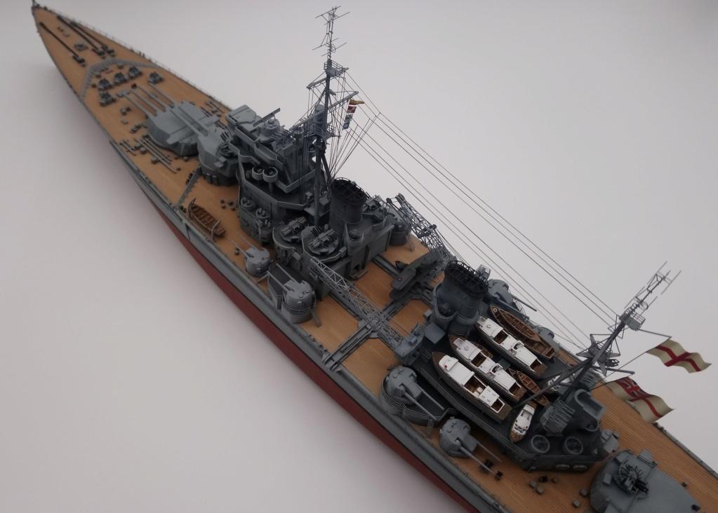 HMS King Georges V - 1/400 - HELLER Dsc_0122