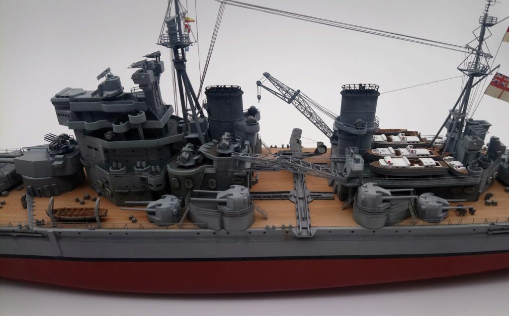 HMS King Georges V - 1/400 - HELLER Dsc_0123