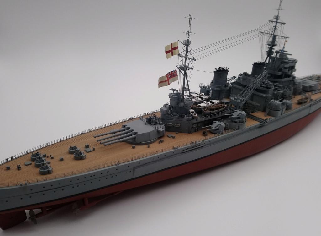 HMS King Georges V - 1/400 - HELLER Dsc_0124