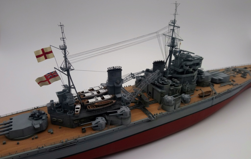 HMS King Georges V - 1/400 - HELLER Dsc_0125