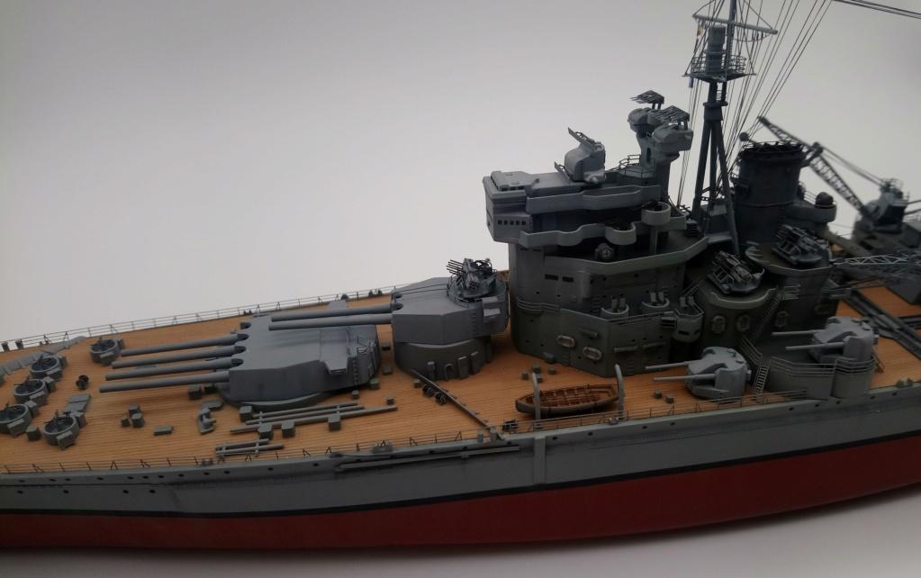 HMS King Georges V - 1/400 - HELLER Dsc_0126