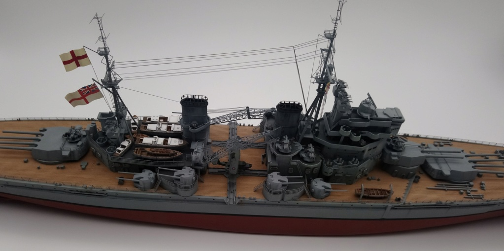 HMS King Georges V - 1/400 - HELLER Dsc_0127