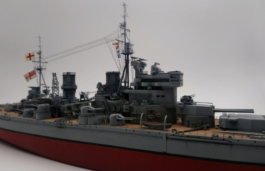 HMS King Georges V - 1/400 - HELLER Dsc_0128