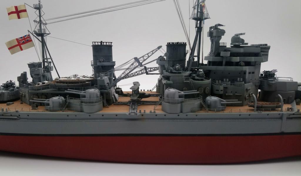 HMS King Georges V - 1/400 - HELLER Dsc_0129