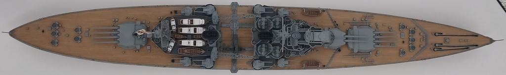 HMS King Georges V - 1/400 - HELLER Dsc_0130