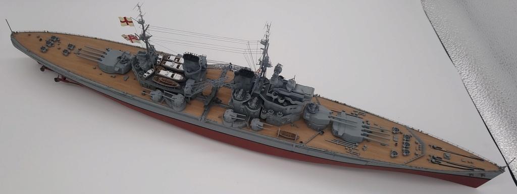 HMS King Georges V - 1/400 - HELLER Dsc_0131