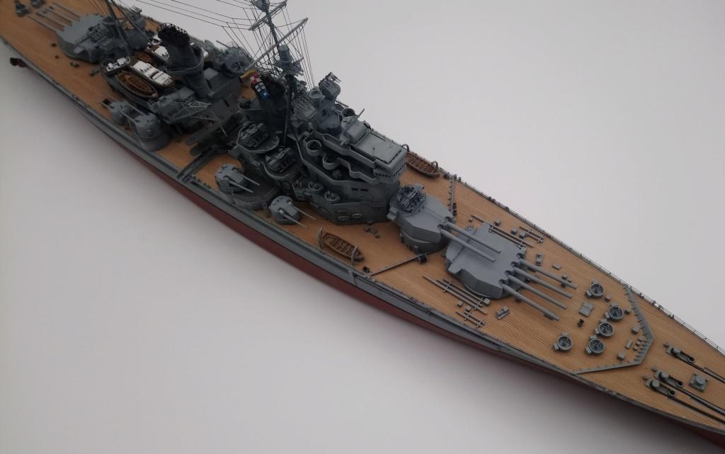 HMS King Georges V - 1/400 - HELLER Dsc_0132