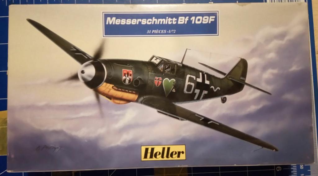 MESSERSCHMITT Bf 109 F4 Réf 80232 Dsc_0528