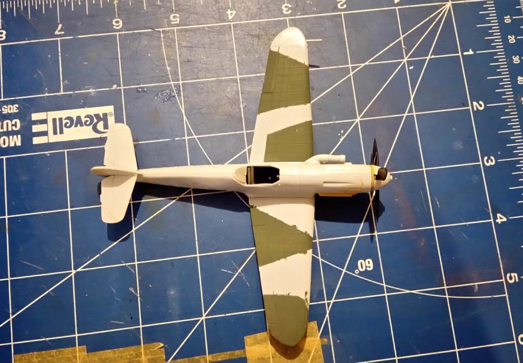 MESSERSCHMITT Bf 109 F4 Réf 80232 Dsc_0529
