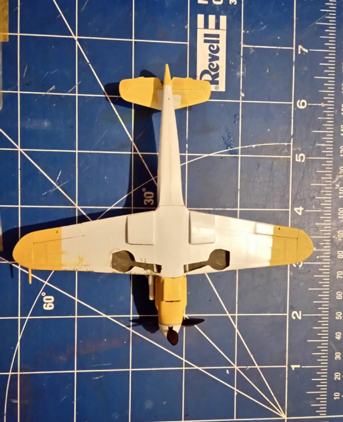 MESSERSCHMITT Bf 109 F4 Réf 80232 Dsc_0530