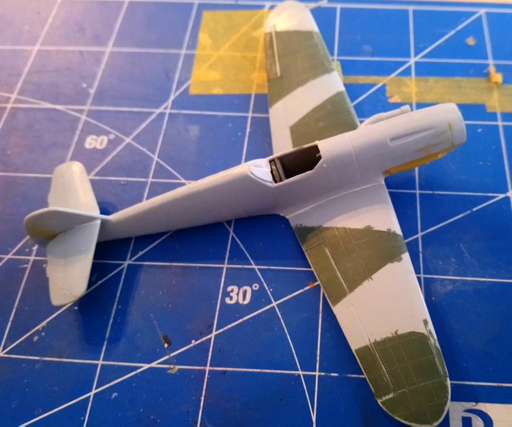 MESSERSCHMITT Bf 109 F4 Réf 80232 Dsc_0532