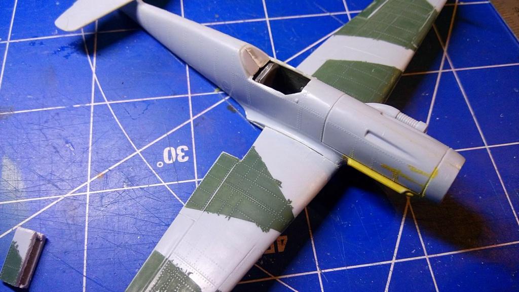 MESSERSCHMITT Bf 109 F4 Réf 80232 Dsc_0535