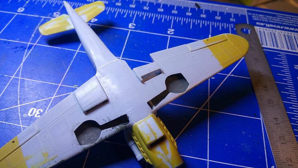 MESSERSCHMITT Bf 109 F4 Réf 80232 Dsc_0536