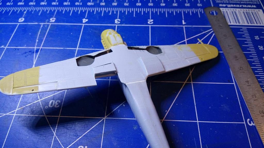 MESSERSCHMITT Bf 109 F4 Réf 80232 Dsc_0537