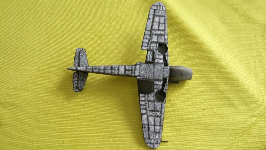 MESSERSCHMITT Bf 109 F4 Réf 80232 Dsc_0539