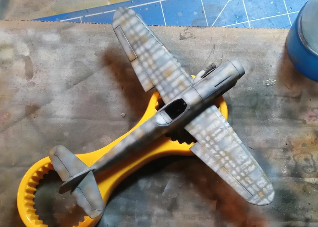 MESSERSCHMITT Bf 109 F4 Réf 80232 Img_2019