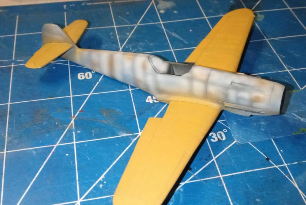 MESSERSCHMITT Bf 109 F4 Réf 80232 Img_2020