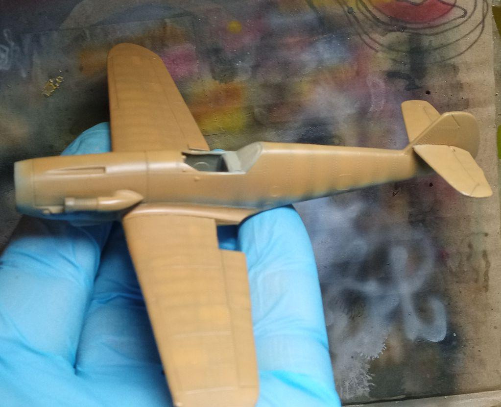 MESSERSCHMITT Bf 109 F4 Réf 80232 Img_2021