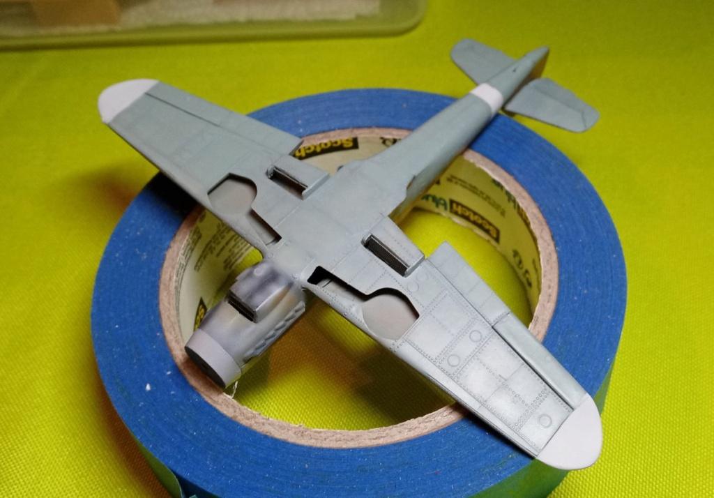 MESSERSCHMITT Bf 109 F4 Réf 80232 Img_2023