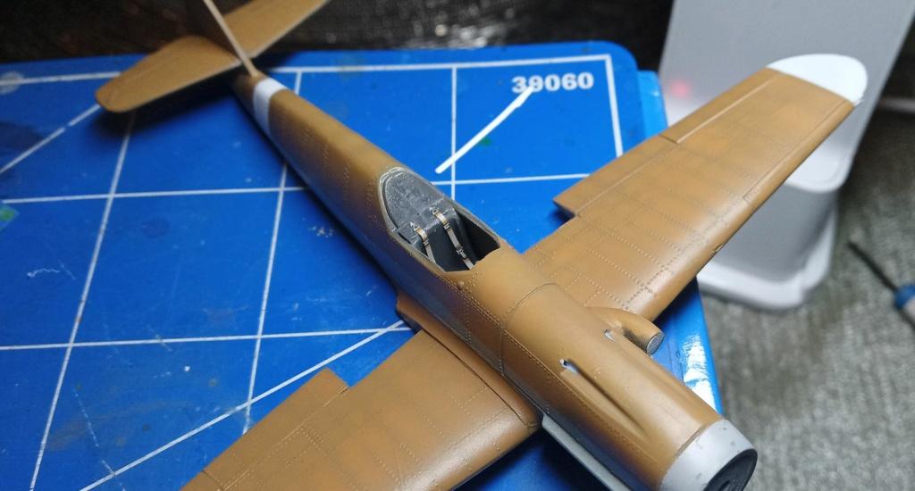 MESSERSCHMITT Bf 109 F4 Réf 80232 Img_2025