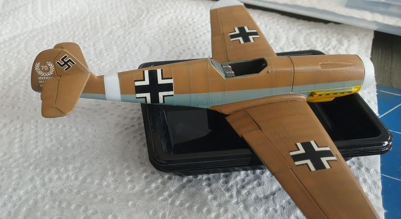 MESSERSCHMITT Bf 109 F4 Réf 80232 Img_2029