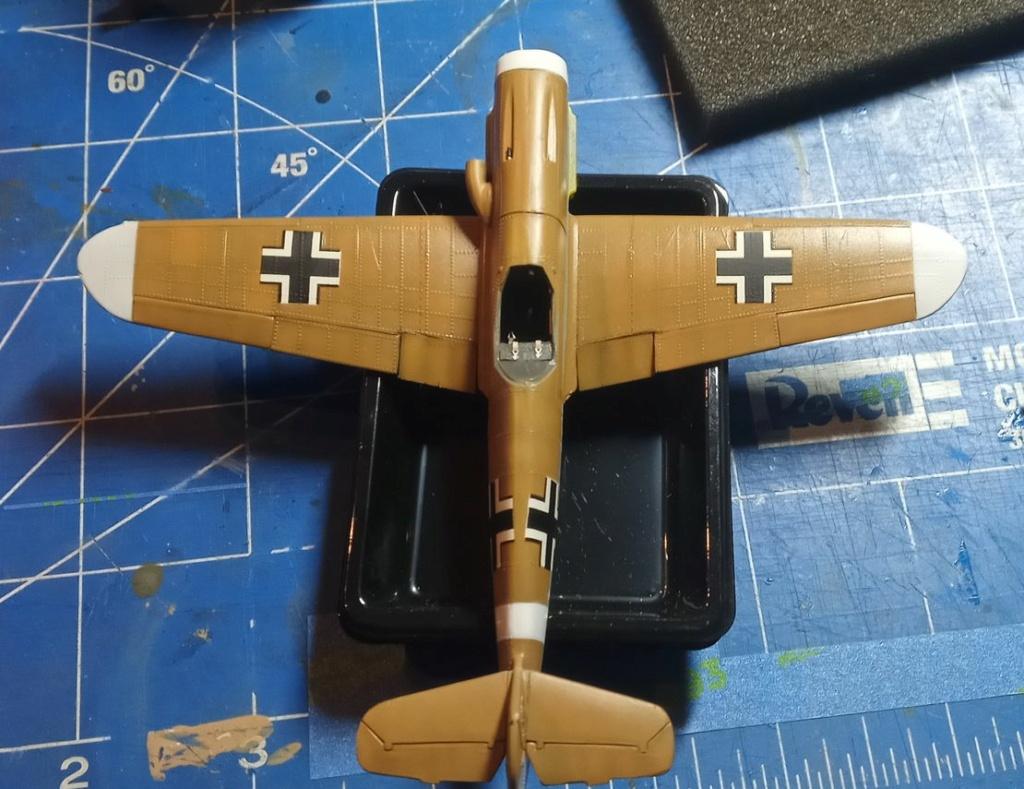 MESSERSCHMITT Bf 109 F4 Réf 80232 Img_2030