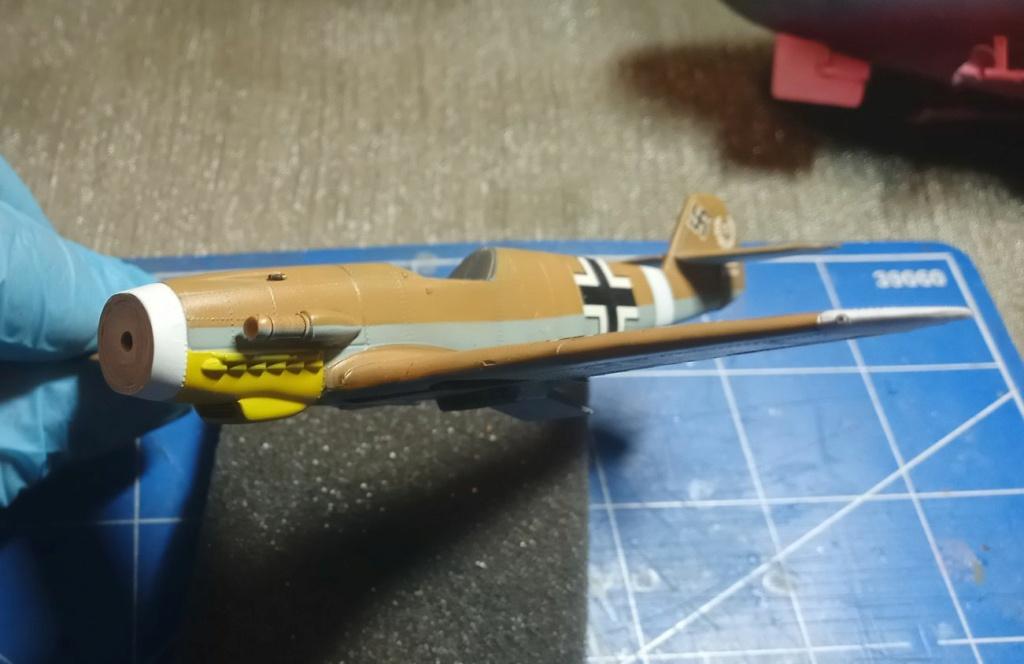 MESSERSCHMITT Bf 109 F4 Réf 80232 Img_2032
