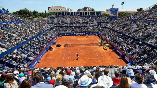 Barcelone - ATP 500 - 20-28 avril 2019 Terre battue 15236611
