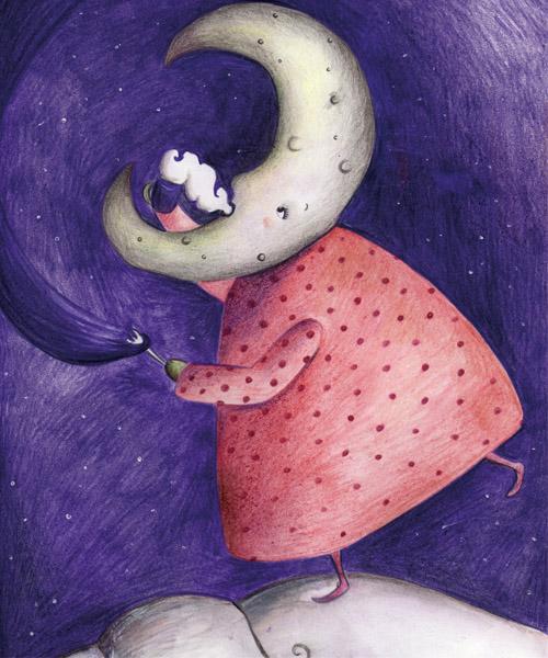 Madame la lune Lune10