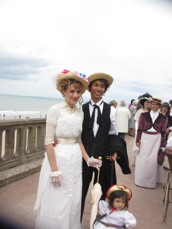 Notre weekend Belle époque a Cabourg ( photos) 4 et 5 aout 2012 2012-019